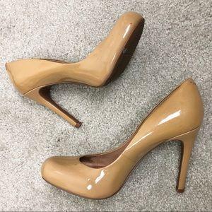 Jessica Simpson nude pumps